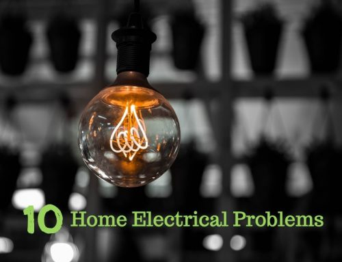 10 Common Electrical Problems Around The Home